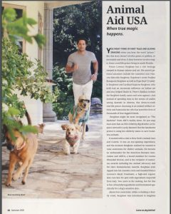 Fido Friendly Feature Article