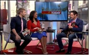 "Lorenzo on ""Hollywood Today"" - February 2016"